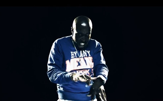 "Freddie Gibbs - ""Eastside Moonwalker"" video"