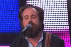 Iron And Wine on Kimmel