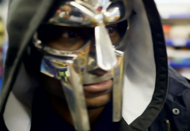 "JJ DOOM - ""Bookhead"" video"