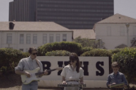 "Kisses – ""Huddle"" Video (Stereogum Premiere)"