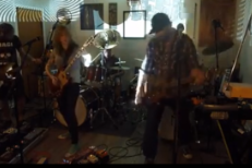 "Watch Kylesa Play ""To Forget,"" ""Said And Done,"" And ""Hollow Severer"" In A Living Room"