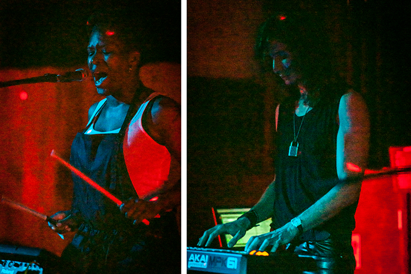 Light Asylum, Young Magic, Psychic Twin, O Paradiso, Adventure @ Cameo Gallery, Brooklyn 6/16/13