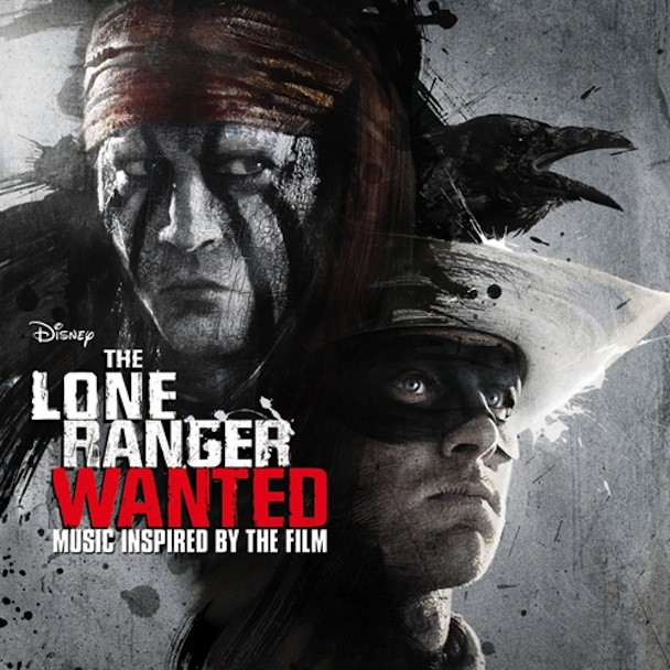 Lone Ranger soundtrack
