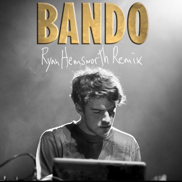 "Migos - ""Bando (Ryan Hemsworth Remix)"""