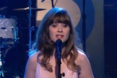 She And Him on Leno