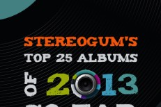 Stereogum's Top 25 Albums Of 2013 So Far