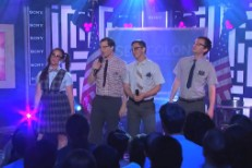 Watch The Lonely Island &#038; Alanis Morissette Play <em>Kimmel</em>