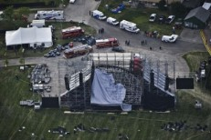 Live Nation Charged Over Fatal Radiohead Stage Collapse