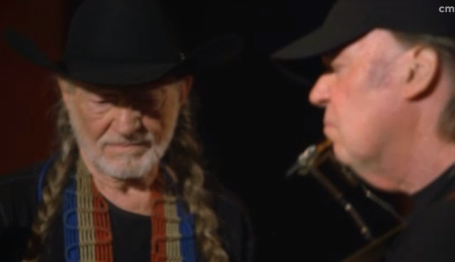 Willie Nelson & Neil Young