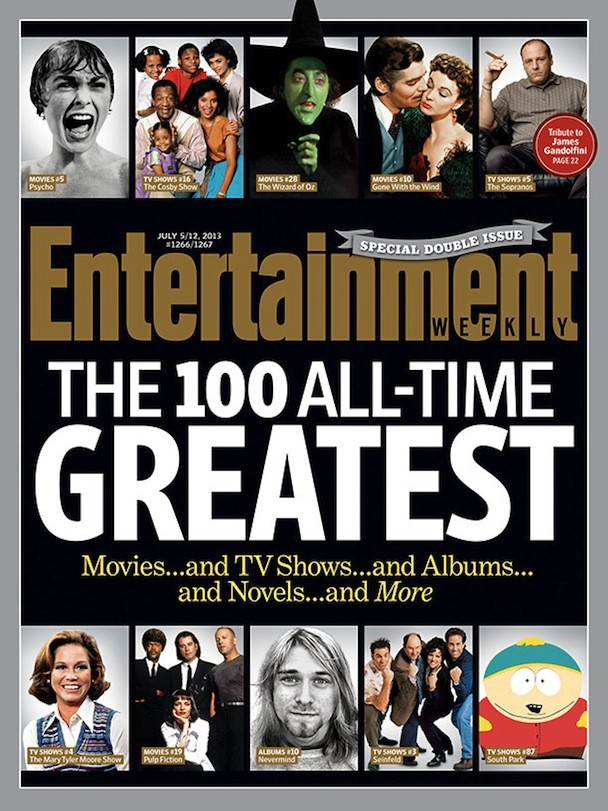 Entertainment Weekly's 100 Greatest Albums Ever