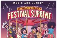 Tenacious D Announce Inaugural Festival Supreme