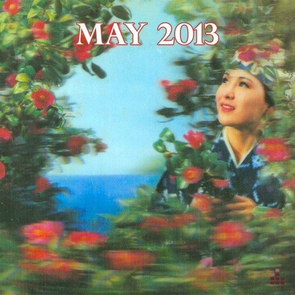 Monthly Mix: May 2013