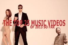 Stereogum's Top 25 Music Videos Of 2013 So Far