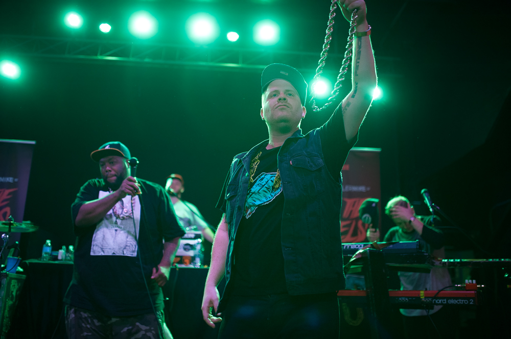 Photos: Run The Jewels (El-P & Killer Mike), Despot, Kool A.D. @ Hawthorne Theatre, Portland 7/28/13