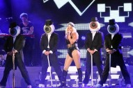 Did Ke$ha's Stage Show Rip Off The Residents?