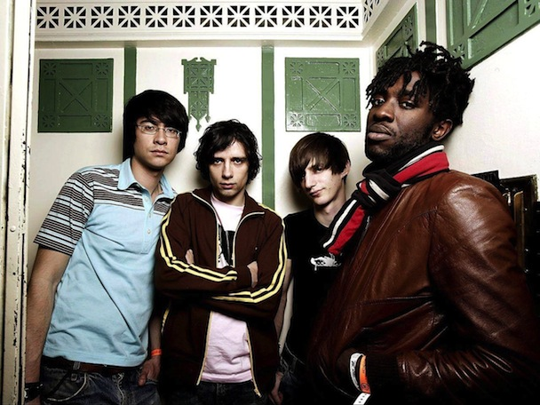 from Zayn kele bloc party gay