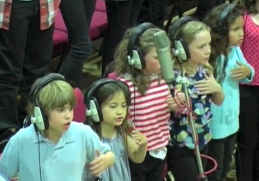 Watch A Children's Choir Cover Crystal Castles