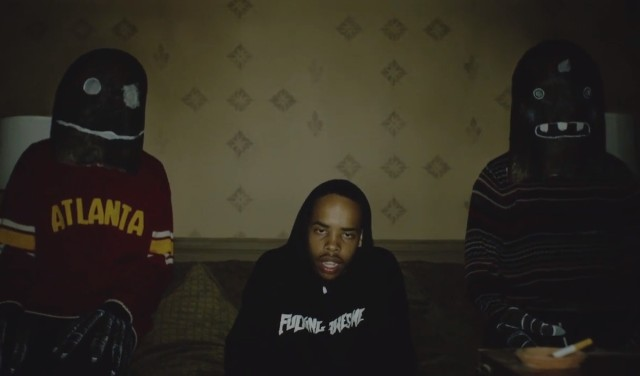 "Earl Sweatshirt - ""Hive"" video"