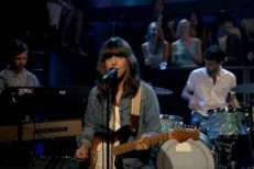 Eleanor Friedberger on Fallon