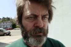 "FIDLAR – ""Cocaine"" Video (Feat. Nick Offerman) (NSFW)"