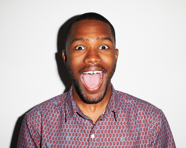 Frank Ocean is signed with TBA in 2016