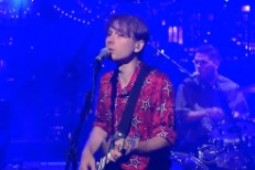 Franz Ferdinand on Letterman