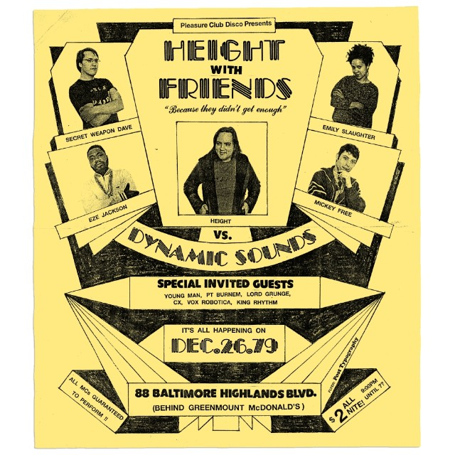 Height With Friends - Versus Dynamic Sounds