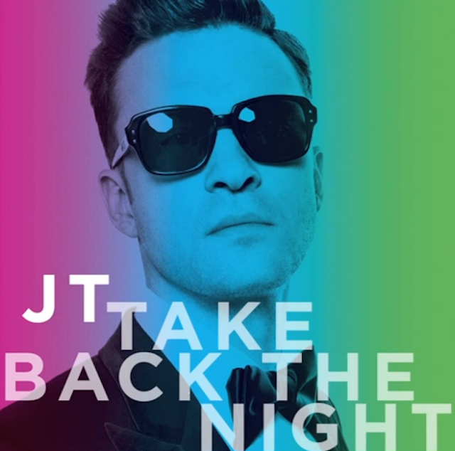 "Justin Timberlake - ""Take Back The Night"""