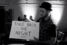"Justin Timberlake Teases ""Take Back The Night"" In New Album Promo"