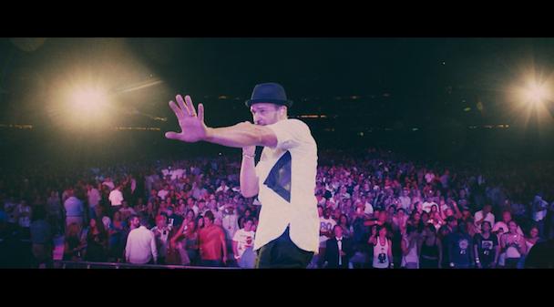 """Justin Timberlake – """"Take Back The Night"""" Video"""