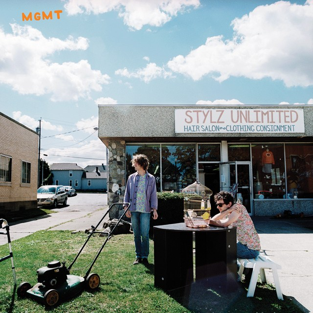 MGMT - s/t