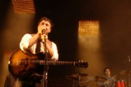 Watch Mumford & Sons Cover The Beatles With Vampire Weekend At Glastonbury