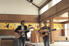 Watch Will Sheff Perform New Okkervil River Songs In His Former High School Cafeteria