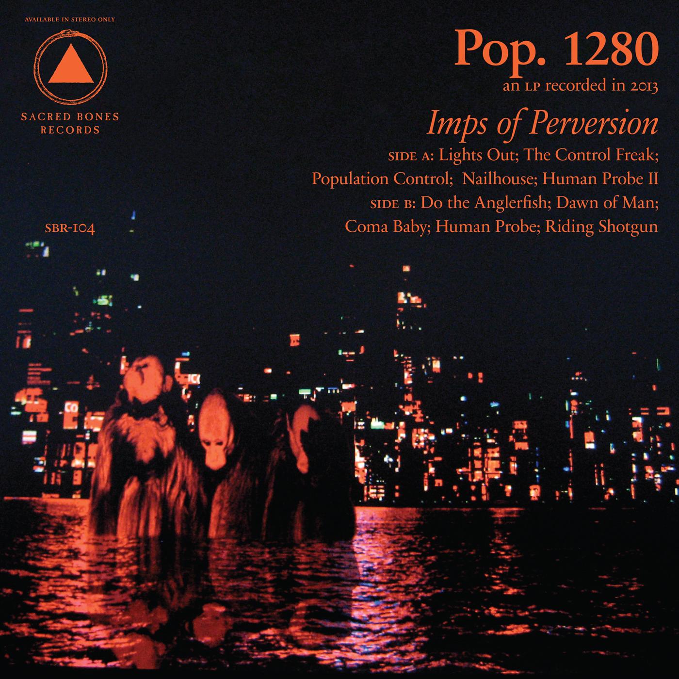 "Pop. 1280 – ""Human Probe"""