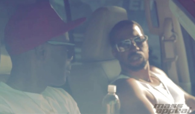 "Roc Marciano - ""Ruff Town"" video"