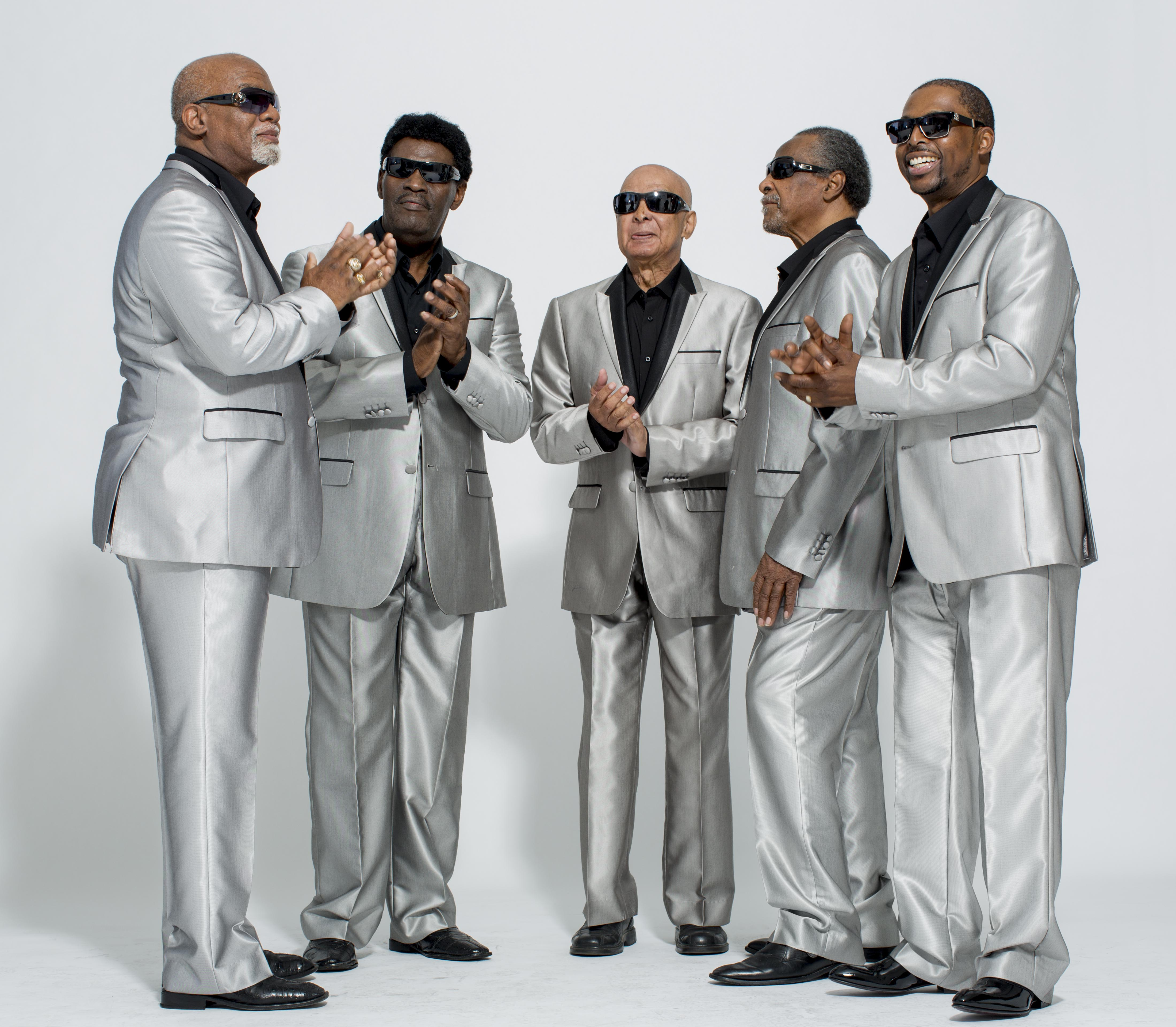 The Blind Boys Of Alabama Every Grain Of Sand Feat