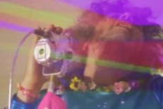 "The Flaming Lips - ""Gates Of Steel"" video"