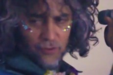 "The Flaming Lips - ""Turning Violet"" video"