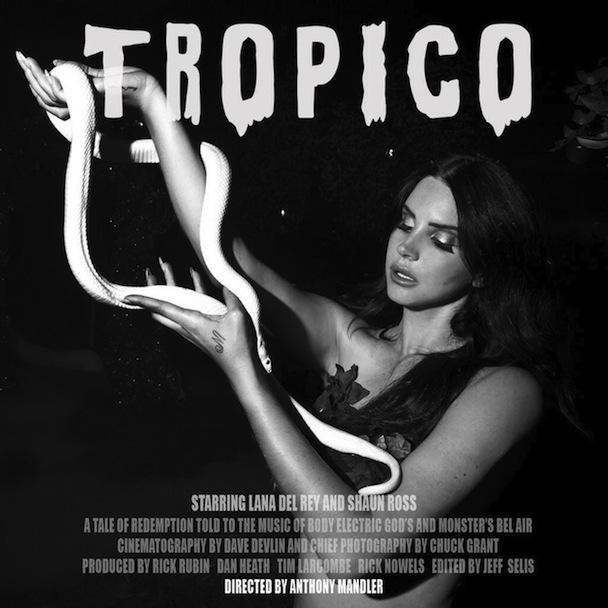 Lana Del Rey To Release A 30-Minute Film, <em>Tropico</em>
