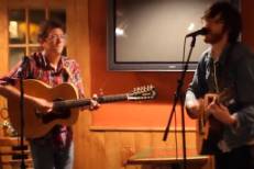 "Watch Will Sheff Perform Okkervil River's ""Down Down The Deep River"" At Some Open Mic Nights"