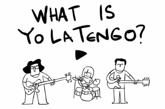 """Yo La Tengo - """"Ohm"""" video"""