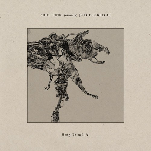 "Ariel Pink And Jorge Elbrecht - ""Hang On To Life"""