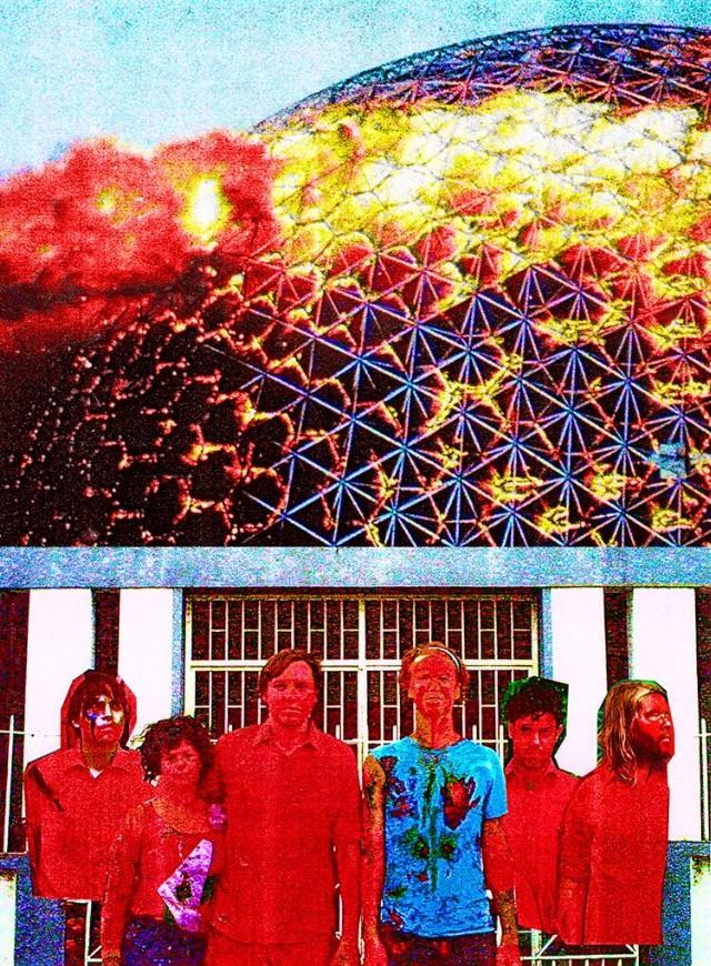 Arcade Fire LP 4 Out 10/29