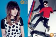 Best Coast, Wavves, Black Lips, Hunx Model Garage-Rock Fashion For <em>GQ</em>