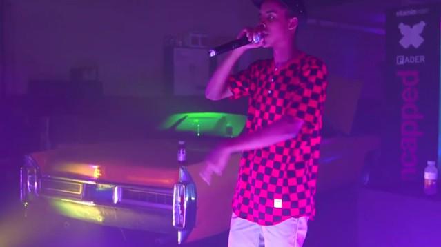 "Earl, ""Hive,"" Live"