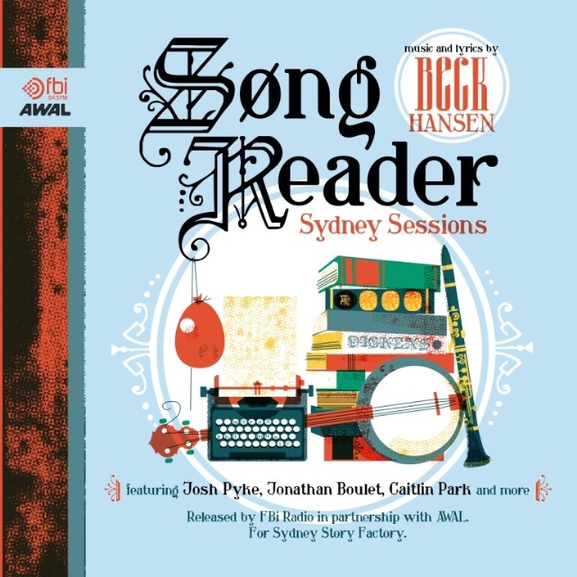 Jonathan Boulet on Beck's Song Reader