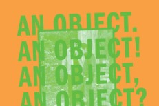 "No Age - ""An Object"""