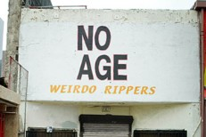 Backtrack: No Age <em>Weirdo Rippers</em>