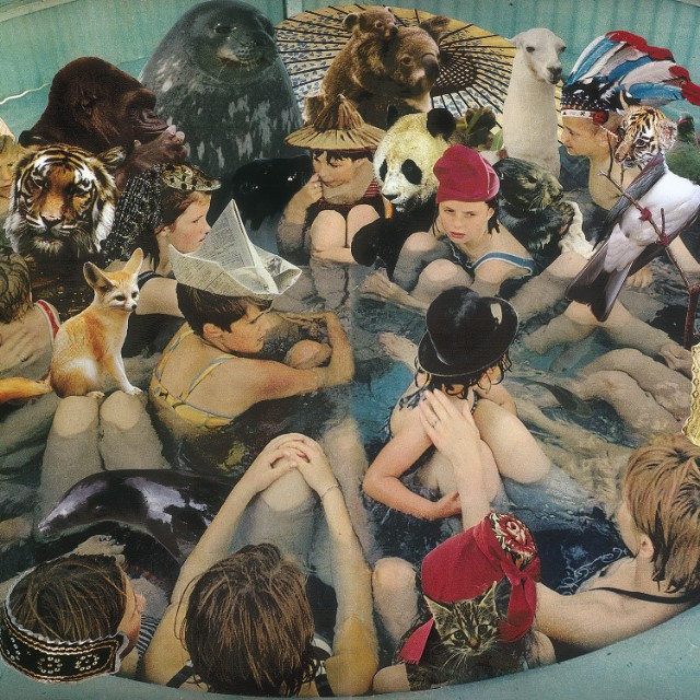 Panda Bear - Person Pitch