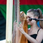 Watch Joanna Newsom Debut A New Song At Pitchfork Festival